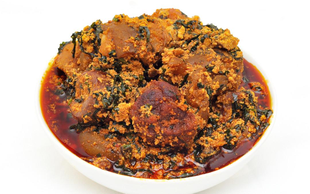 Efo Riro – Yoruba Style